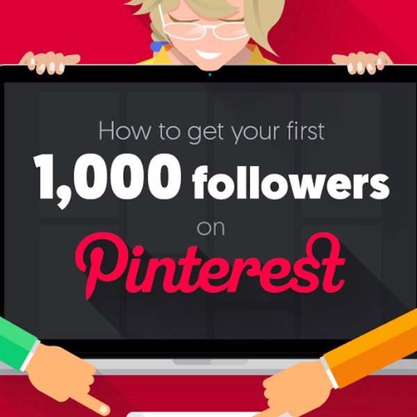 cara meningkatkan follower pinterest